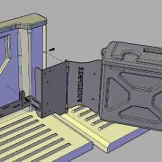 Схема установки HILUX 7 VIGO