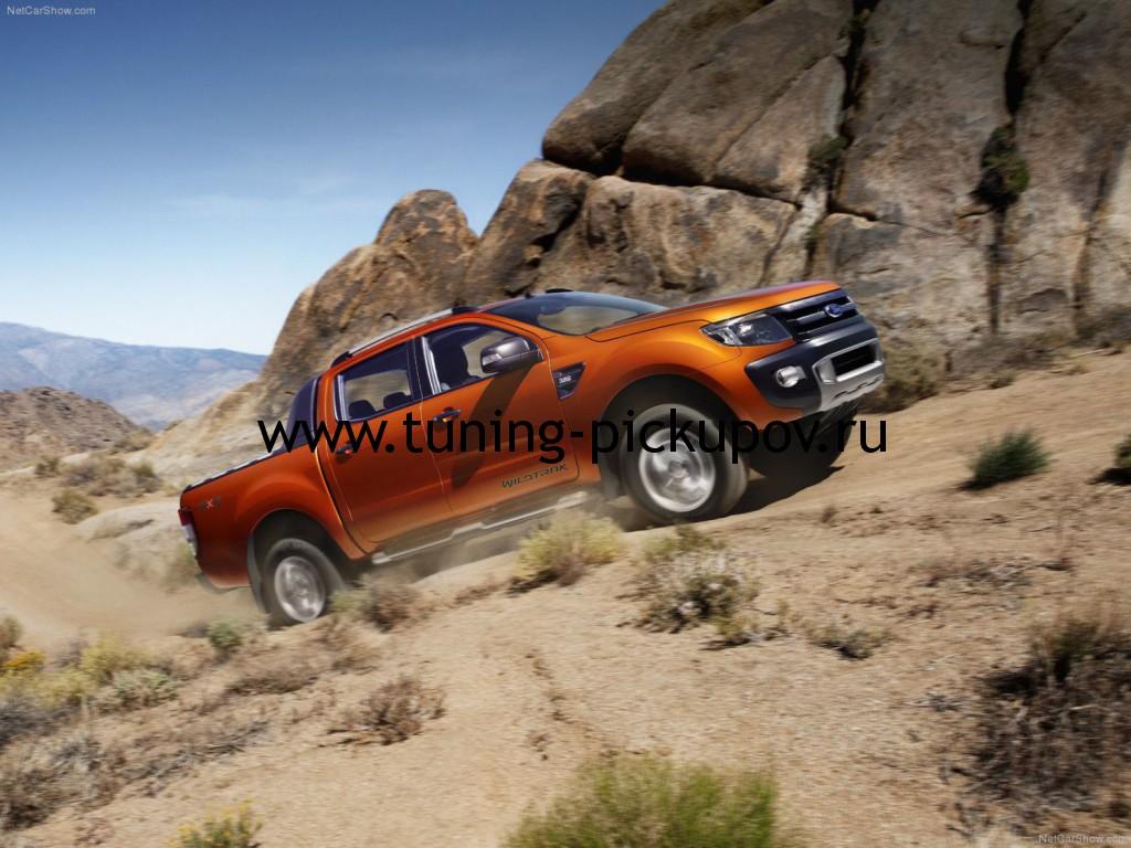 Тюнинг Ford Ranger