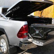 Hilux 8 dg pickupbox