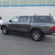 Hilux Revo Smooth OEM matte Black