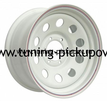 OFF-ROAD Wheels белые
