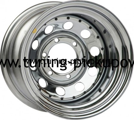 OFF-ROAD Wheels хром